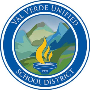 Val Verde Unified Logo