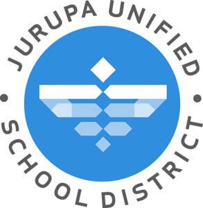 Jurupa Unified school district logo
