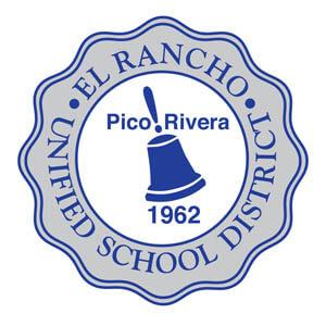 El rancho unified school district logo