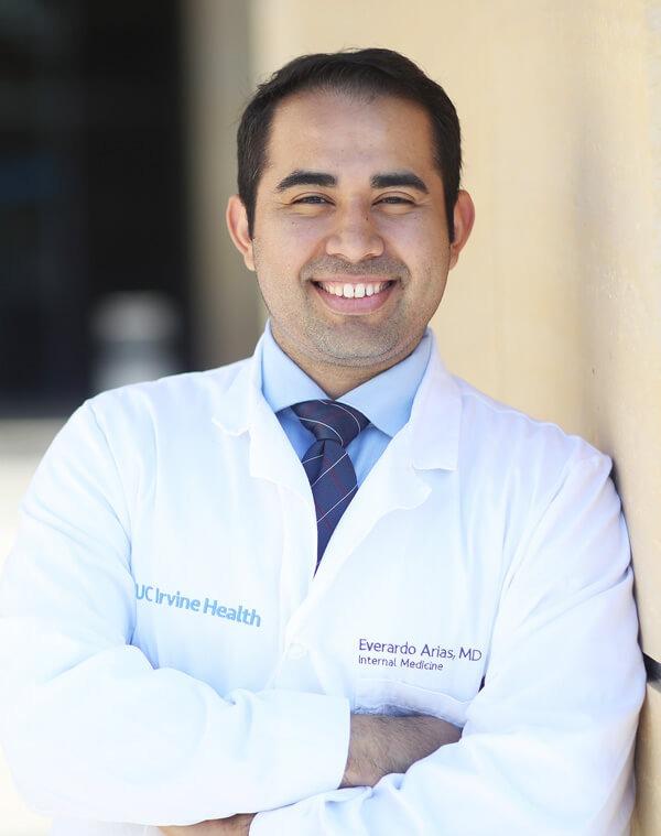 Dr. Ever Arias