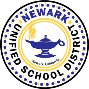 Newark unified school district logo