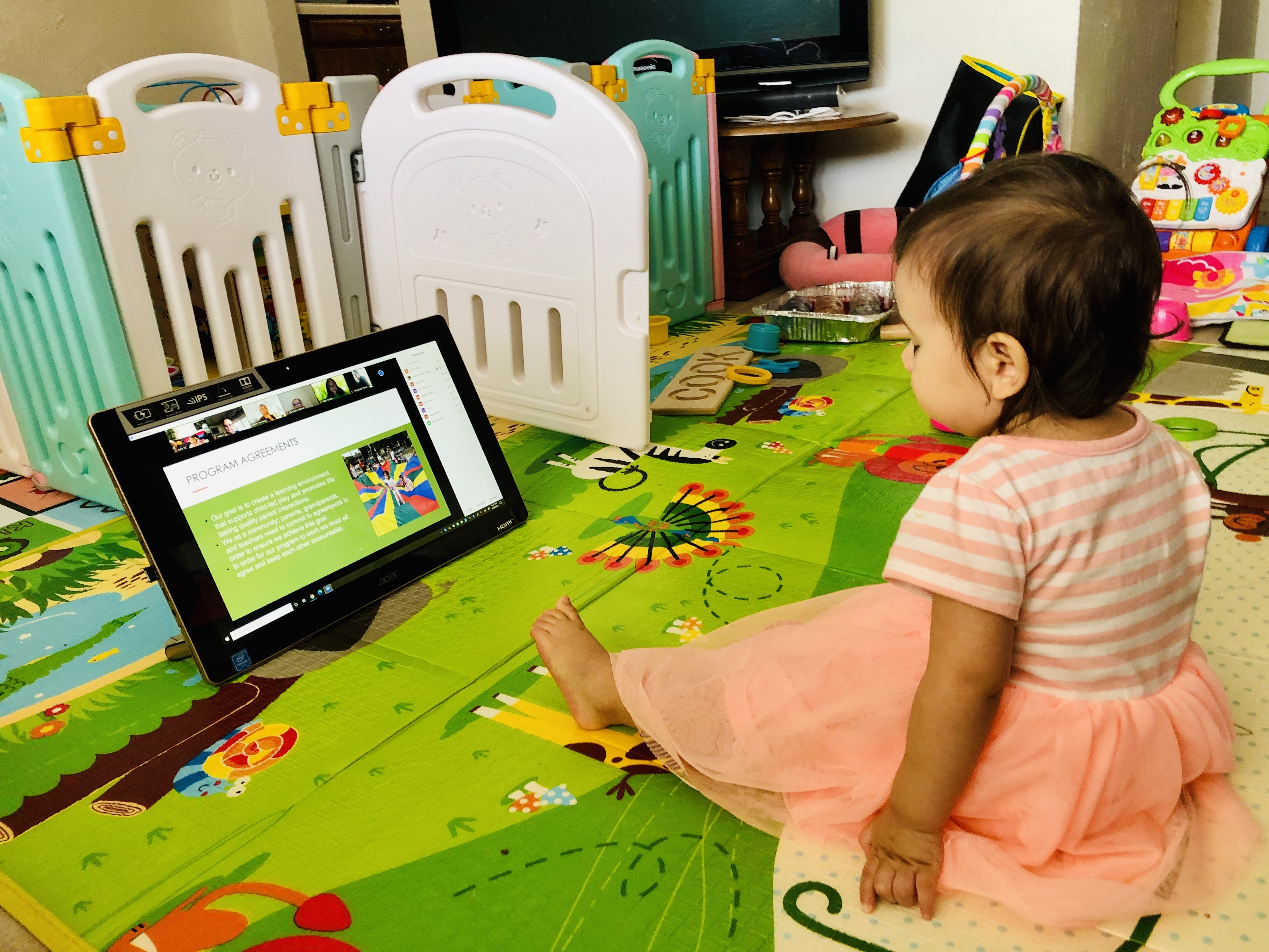 What does digital early learning look like?